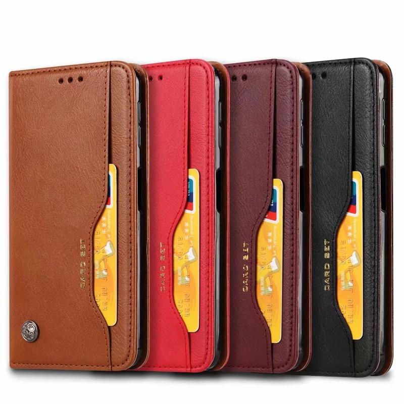 Case Samsung Galaxy A7 2018 J4 Plus J6 Plus J2 Pro A6 Plus A8 Plus 2018 Note 9 J7 DUO Multi-Function Flip Case Cover