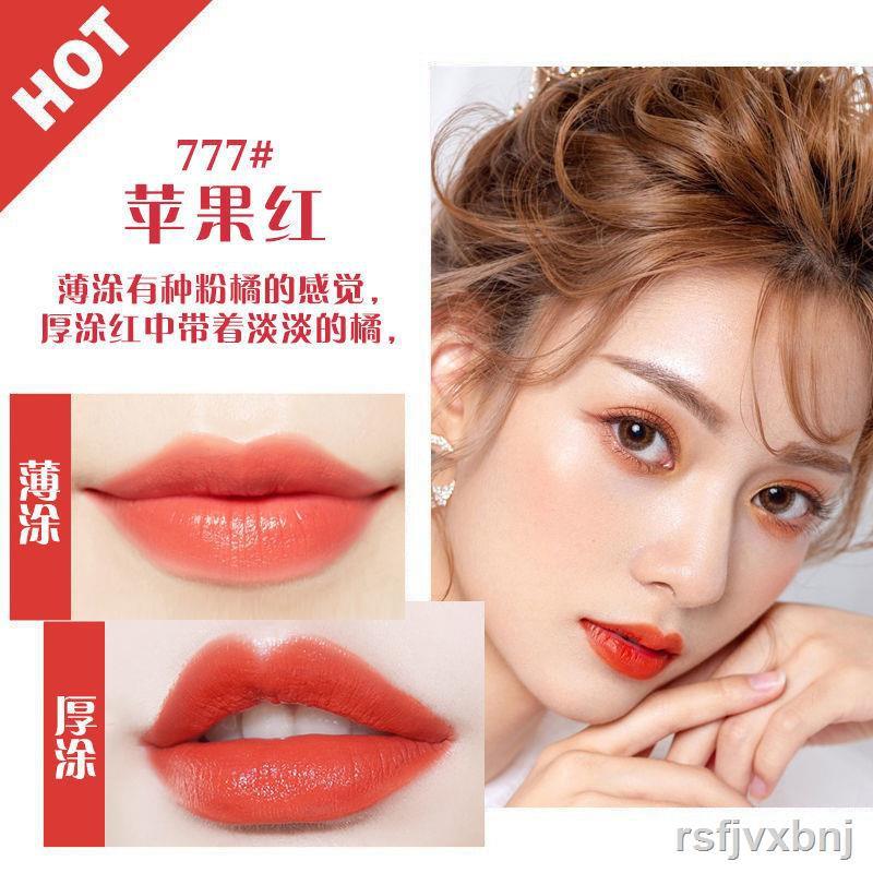 ♝ของแท้ Dior Manni Lit Blue Gold Lipstick Moisturizing 999 Matte 888 ของแท้หญิงบรรจุภัณฑ์กล่องของขวัญ