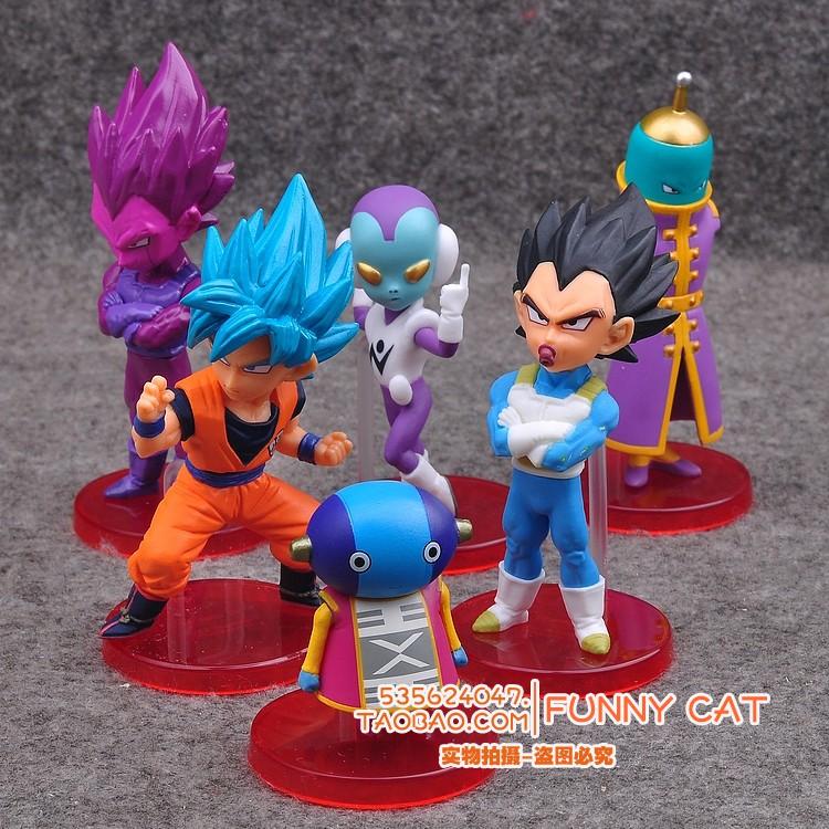 แว่นตากันแดดติดรถยนต์พิมพ์ลาย Wcf Dragonball Superfth Goku Tower King 6