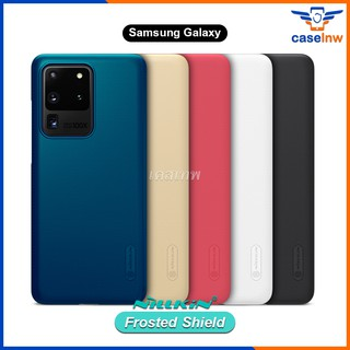 Review [Galaxy] เคส Nillkin Super Frosted Shield Galaxy S20/S20+/S20 Ultra/Note 10 Lite/S10 lite/A71/A51/Note 10/Plus