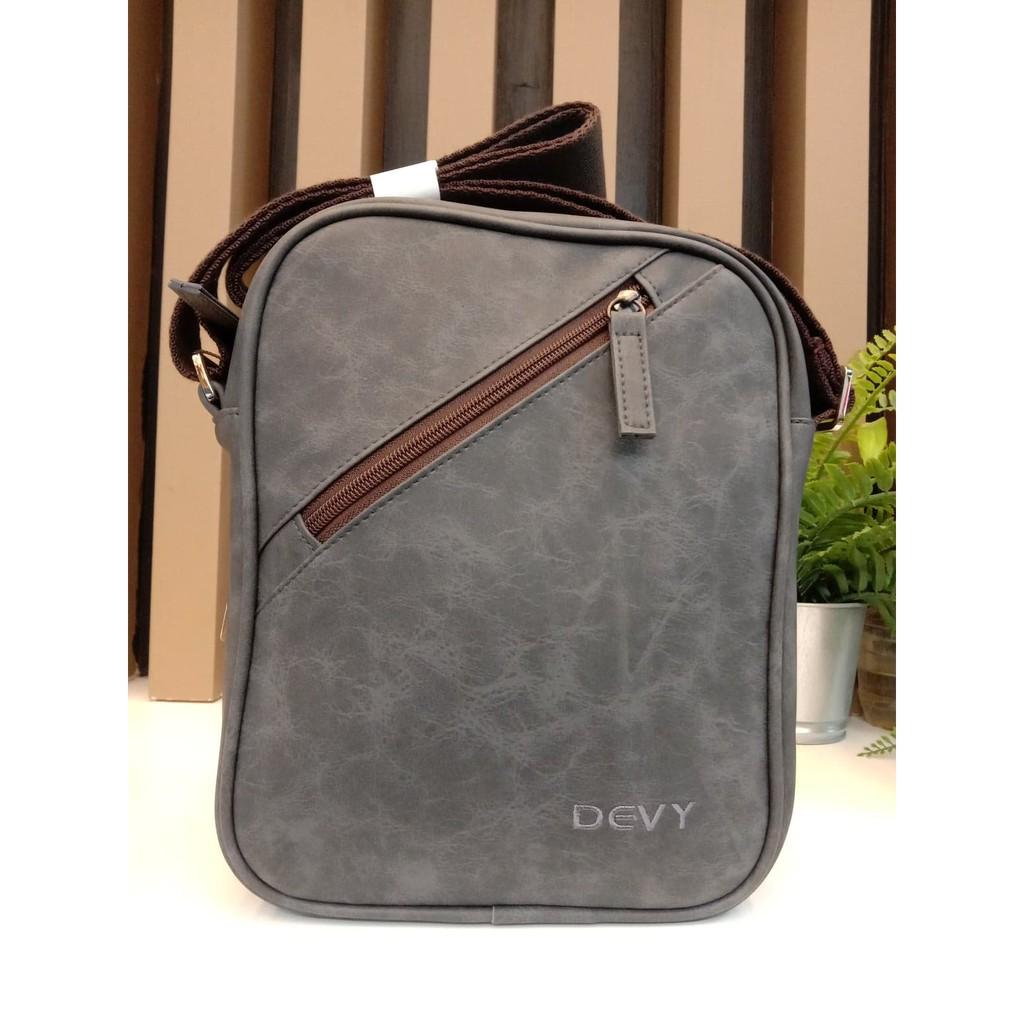 กระเป๋าสะพายข้างทรงตั้ง DEVYรุ่น 2234-2