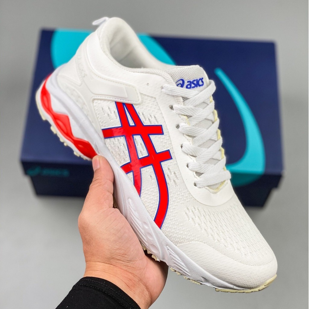 ASICS 2020 GEL-NIMBUS 22 ปี RETROTOKYO รองเท้าผ้าใบรองเท้าวิ่ง