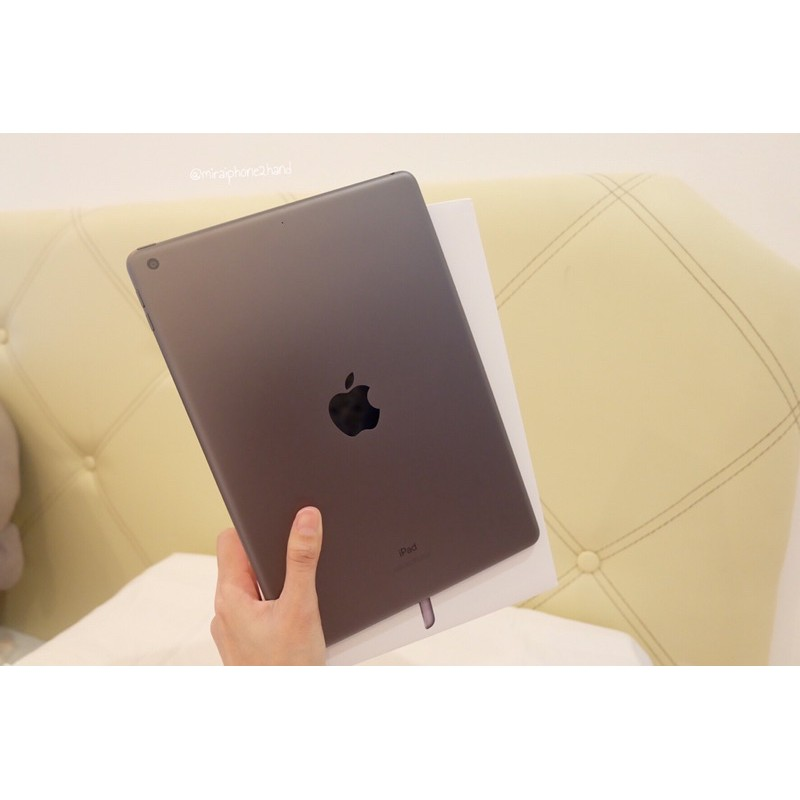 iPad Gen 7 32GB Wifi Only สีดำ (ปี2019) มือสอง พร้อมส่ง