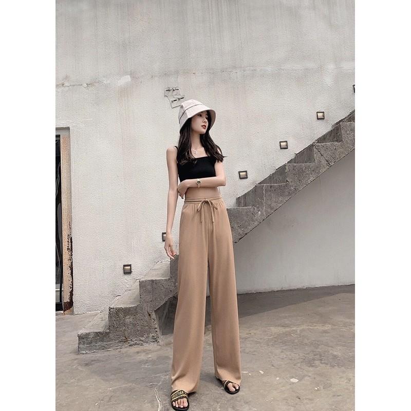 14.days?พร้อมส่ง?กางเกงซาร่า zara ขายาว9ส่วน เนื้อผ้านิ่มเด้งๆทิ้งตัวใส่สวย กางเกงขายาว