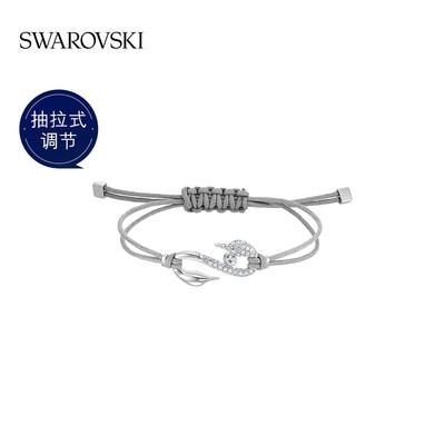 Swarovski Swarovski Power Collection หงส์สร้อยข้อมือผู้หญิงของขวัญสำหรับสาวๆ