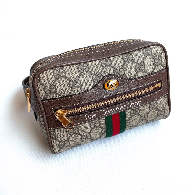 New Gucci Ophidia Belt Bag Small Size:85