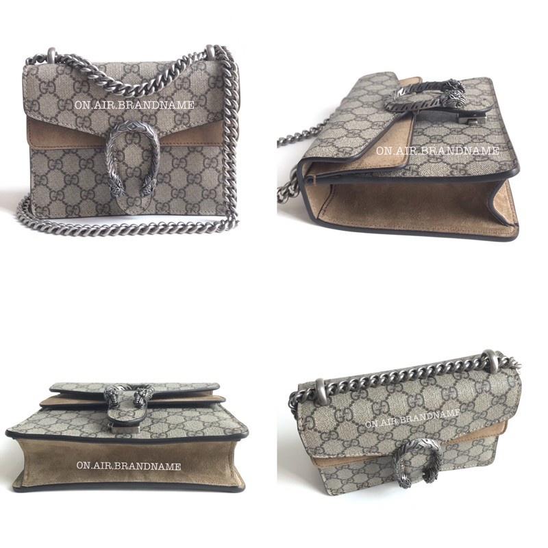 กระเป๋าสะพายข้าง New gucci dionysus mini สวยมาก