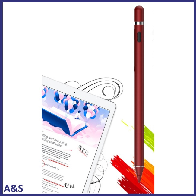 """1x Generic Pencil For Apple iPad Pro //9.7/""""//10.5/""""//12.9/"""" Tablets Touch Stylus Pen"""