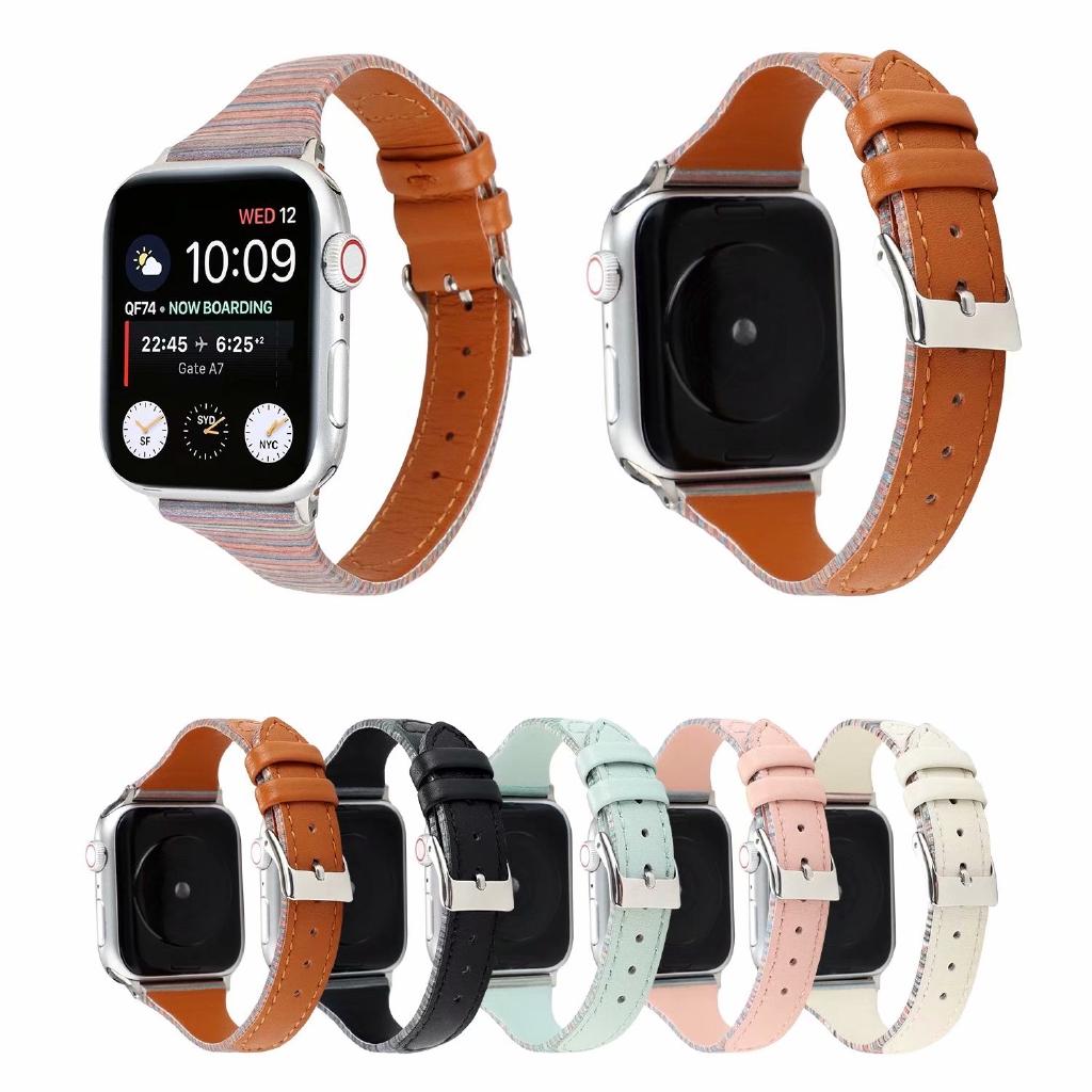 【Apple Watch Strap】 สายนาฬิกาข้อมือ Apple Watch Series 6 se 5 4 3 2 1
