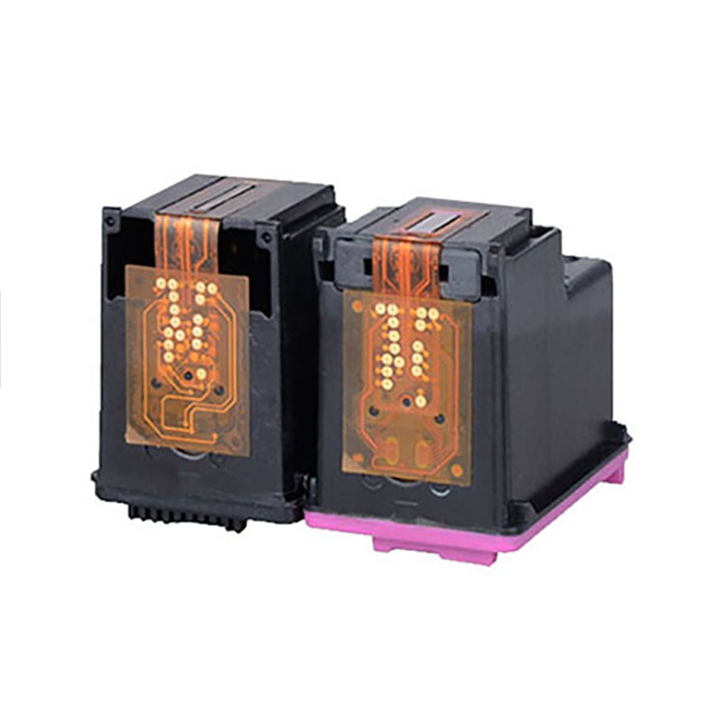 ☁◙۩befon Re-Manufactured 121XL Cartridge Replacement for HP121 HP 121 XL Ink Cartridge for Deskjet D2563 F4283 F2423 F24