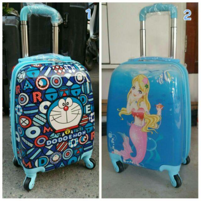 กระเป๋าเดินทาง 16นิ้ว หมุน 360 องศา