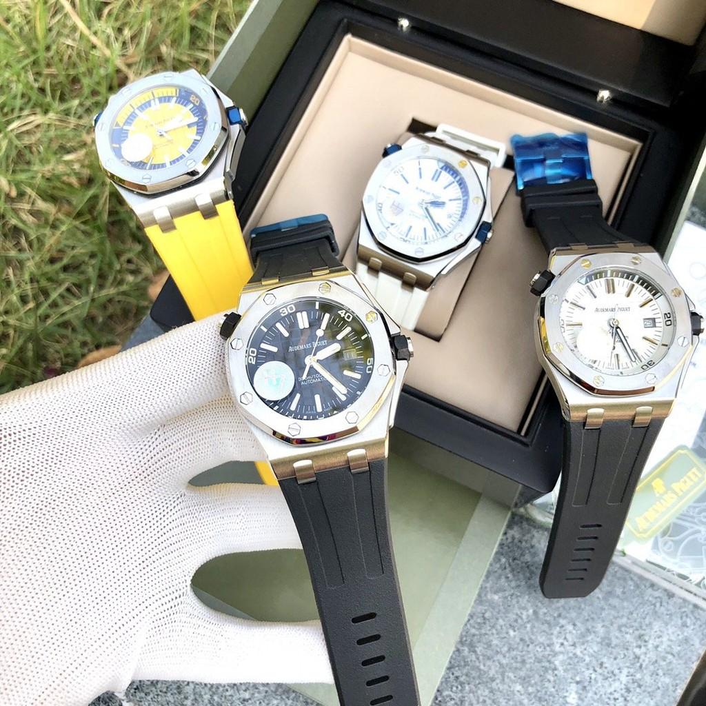 Audemars Piguet-AP Royal Oak Offshore Series รุ่น 15703 Super Watch นาฬิกาแฟชั่นผู้ชาย