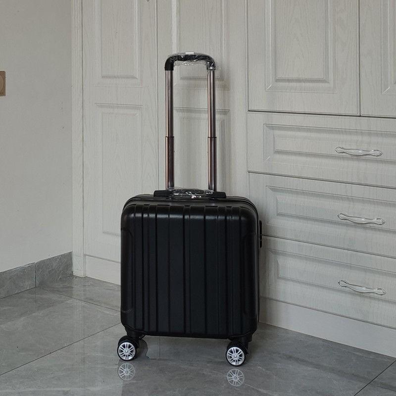 กระเป๋าเดินทางขนาดเล็ก 18 นิ้วสําหรับผู้หญิง