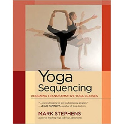[English Book]🤸♀️Yoga Sequencing : Designing Transformative Yoga Classes