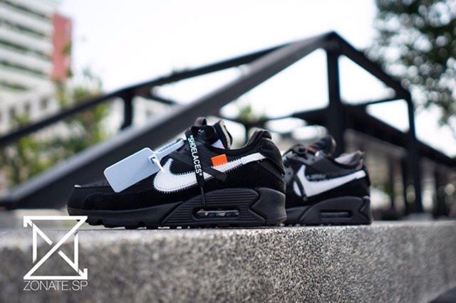 Nike Airmax 90 x OffWhite