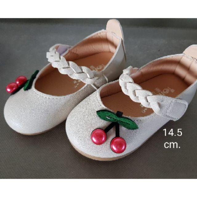 รองเท้าคัชชูเด็กพื้รนุ่ม