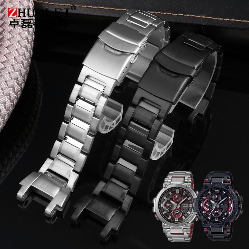 Casio G - Mtg - B นาฬิกาข้อมือสายสแตนเลส