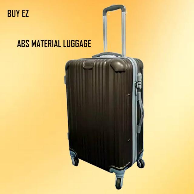 กระเป๋าเดินทางล้อลากขนาด 24 นิ้ว 4 ล้อ Ansell - 2019 Abs คุณภาพสูง