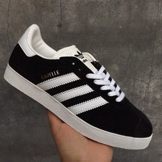 huge selection of 9842b e2749 Sale Adidas GAZELLE Black major Gold Mark ซื้อ - เท่านั้น ฿1