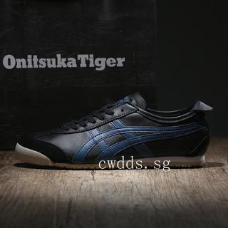 outlet store 5695a a558c รองเท้าผ้าใบ Asics / Onitsuka Tiger MEXICO 66 D 4j2l  สำหรับผู้ชายและผู้หญิงขนาด 36-44