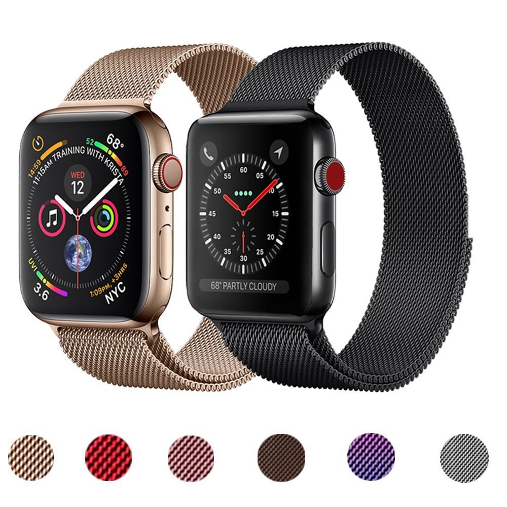 ❃สายนาฬิกา Apple Watch Iwatch สำหรับ applewatch Series 1/2/3/4/5/6, Apple Watch SE ขนาด 38 มม.40 มม. 42 มม.44 มม.✽