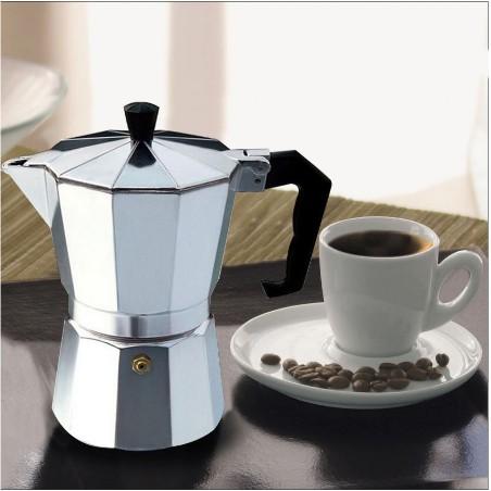 เครื่องชงกาแฟเอสเพรสโซ่ มอคค่า ขนาด150 ml กาต้มกาแฟสดเครื่องชงกาแฟสด เครื่องทำกาแฟ ใช้ทำกาแฟสดทานได้ทุกที