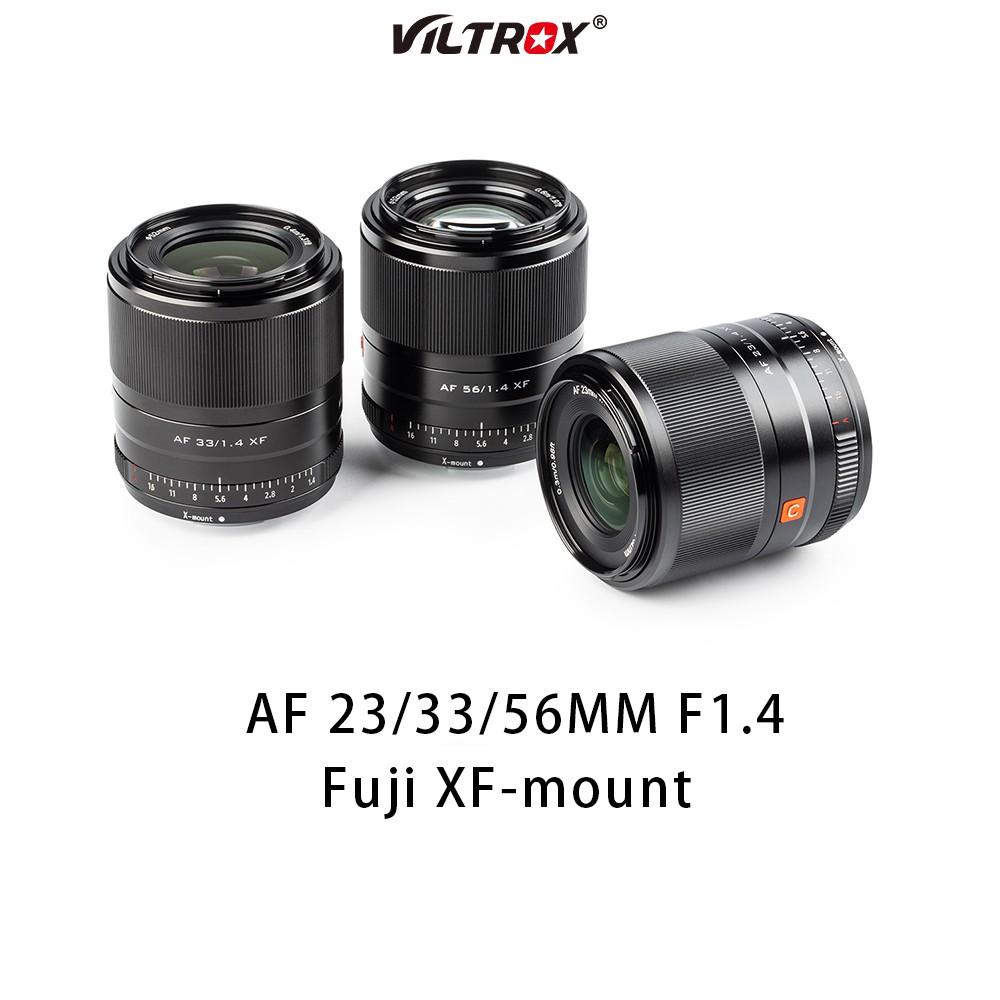 VILTROX 23/33/56mm F1.4 XF Auto Focus Large Aerture ASC Lens for fujifilm fuji XMount XH1 X20 T30 XT100 Xro2 Camera len0