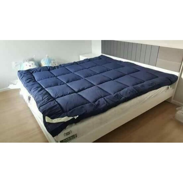 ที่นอน topper topper 5 ฟุต ครบสี/ครบไซส์🎉 Topper ท็อปเปอร์ ที่นอนเพื่อสุขภาพ ขนาด3ฟุต,5ฟุต,6ฟุต #เก็บเงินปลายทางได้