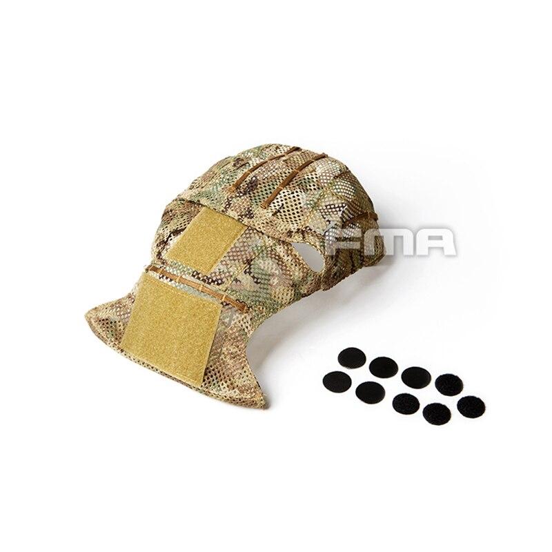fma อุปกรณ์เสริมหมวกกันน็อค cp สําหรับ af camo 1282