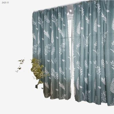 ◎ผ้าม่านประตู ผ้าม่านหน้าต่าง ผ้าม่านกันแดด  สำเร็จรูป ผ้าม่านสำเร็จรูป (ตาไก่) แถมเชือก CPS1