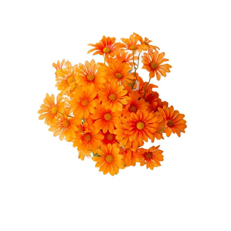 ดอกไม้ปลอม สีสันสดใส สำหรับตกแต่งบ้าน