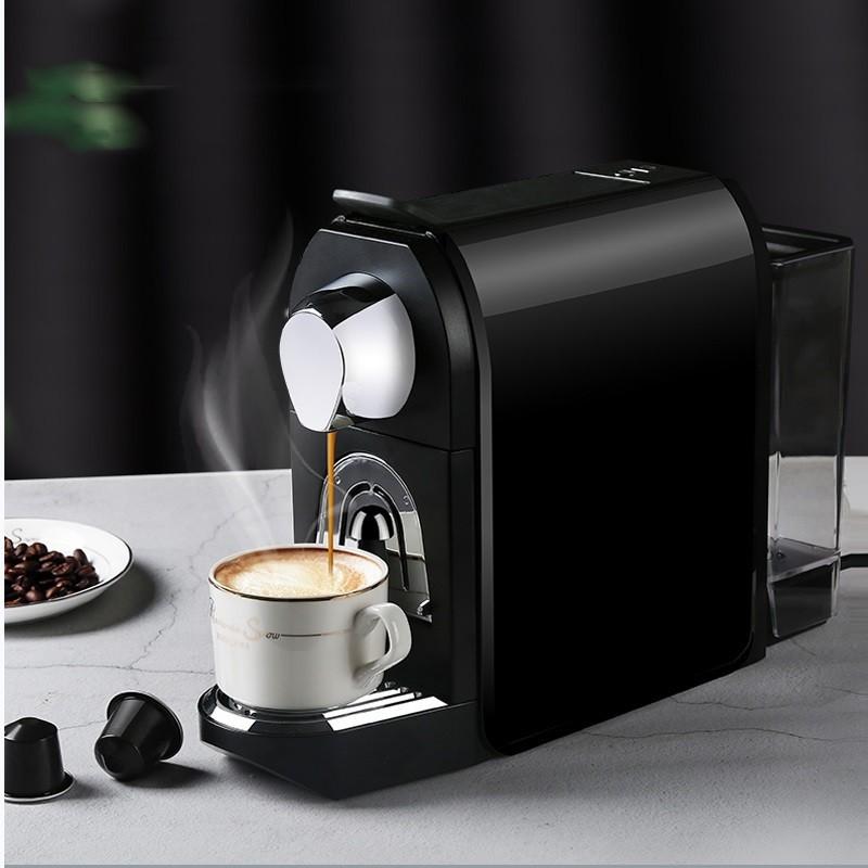 เครื่องทำกาแฟ แคปซูล 1300วัตต์ Capsule Espresso Coffee Machine ✔สินค้าพรีออเดอร์