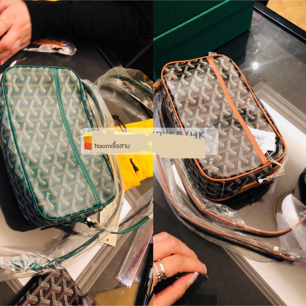 กระเป๋าสุภาพสตรีNaomi Japan shopping service direct mail goyard capvert camera bag messenger Wu Yifan same style