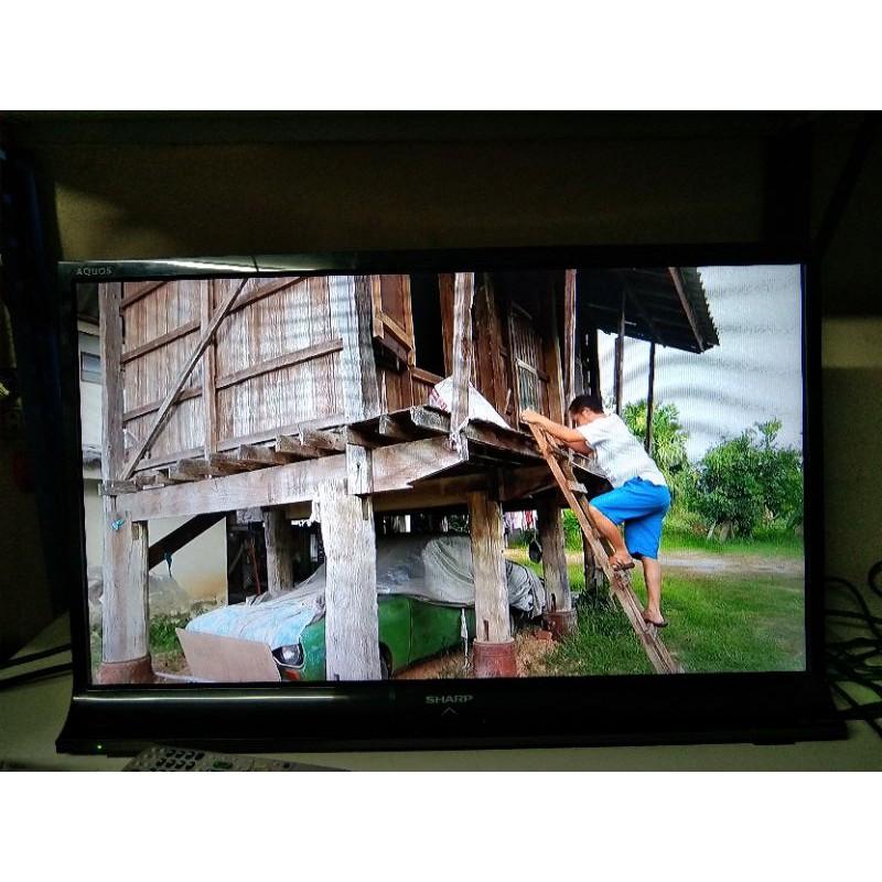 """ทีวี  32""""   sharp  TV LCD  สินค้ามือสอง  ลดราคาพิเศษ"""