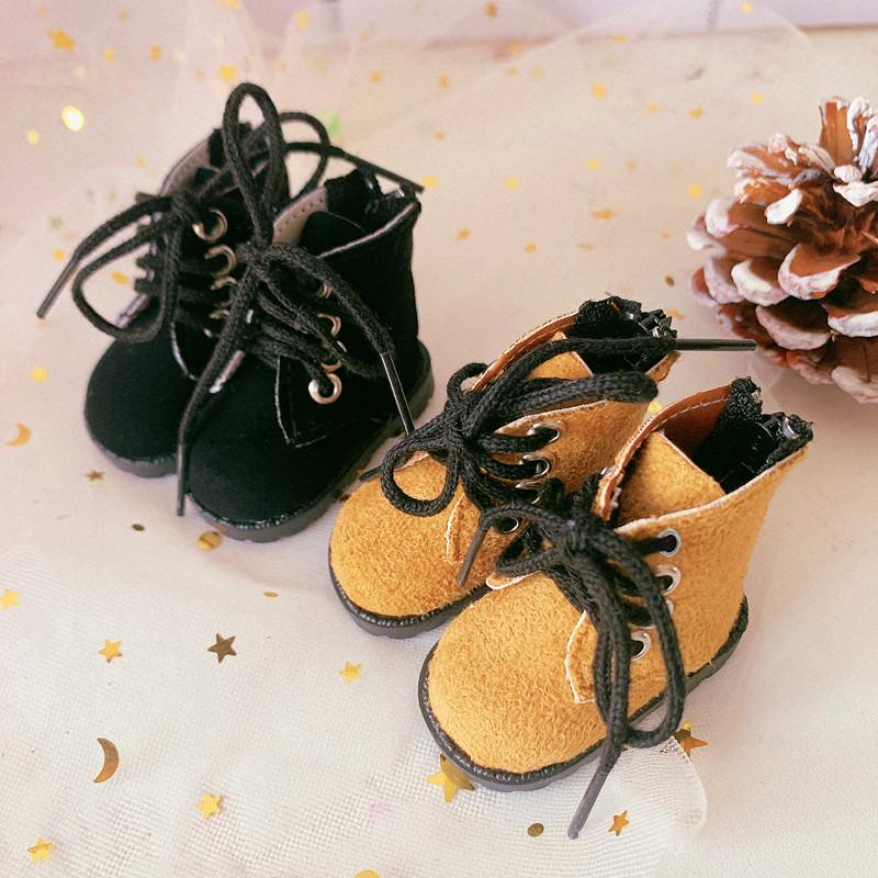 รองเท้าบู๊ทส์มาร์ติน 5 ซม . 20 ซม . สําหรับตุ๊กตา croQ