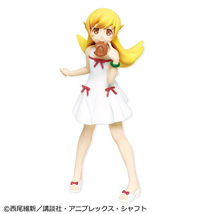 Monogatari Series: Second Season - Oshino Shinobu - Premium Figure (Taito)