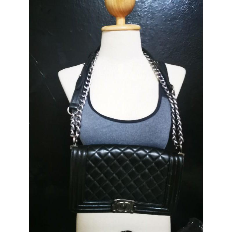 Chanel Boy bag งาน1:1มือสอง✌️