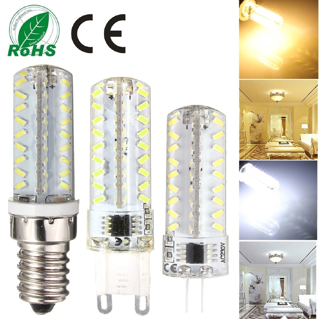 G4 White Dimmable 48SMD 3014 LED 1.8W Home Spotlight ...