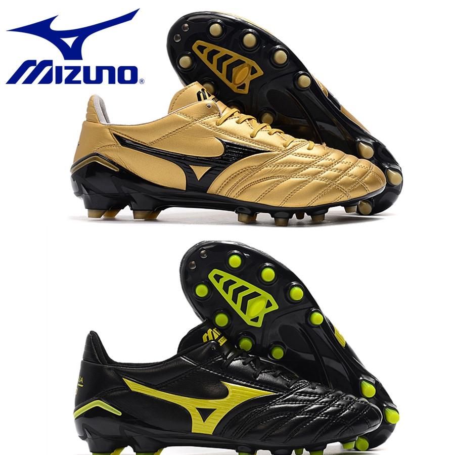 Mizuno Morelia Neo II FGรองเท้าฟุตบอลของแท้ FG size 39-45 dmrhba