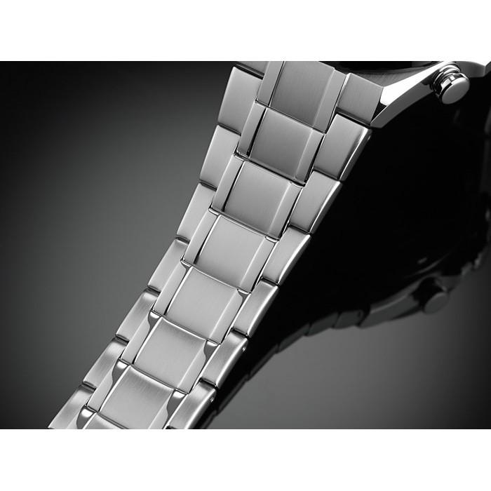 อุปทานโดยตรงจากโรงงาน∈┇۞Casio Edifice นาฬิกาข้อมือผู้ชาย สายสแตนเลส รุ่น EQS-920,EQS-920DB,EQS-920DB-1A - สีเงิน