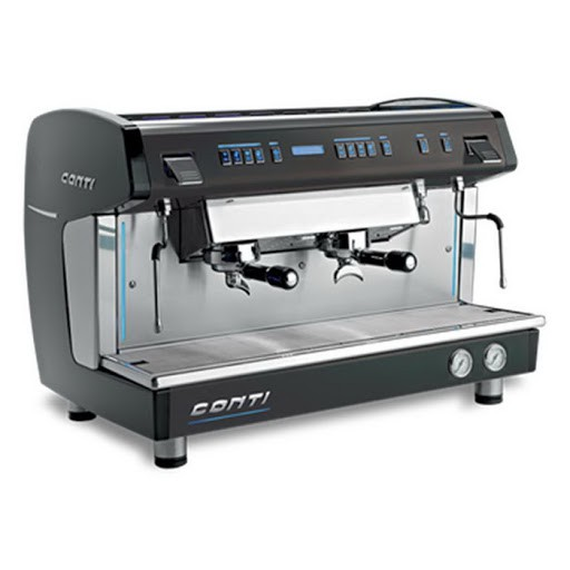 เครื่องทำกาแฟ 2 หัวชง สตรีมนม 2 หัว CONTI รุ่น X One TCI