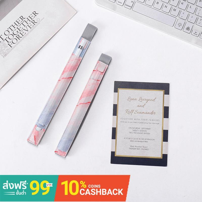 Apple Pencil Gen☈☇❈ApplePencil เคสปากกาปลอกแขนป้องกัน 12 รุ่น anti Lost iPad Handwriting Capacitor Pen Portable Storage