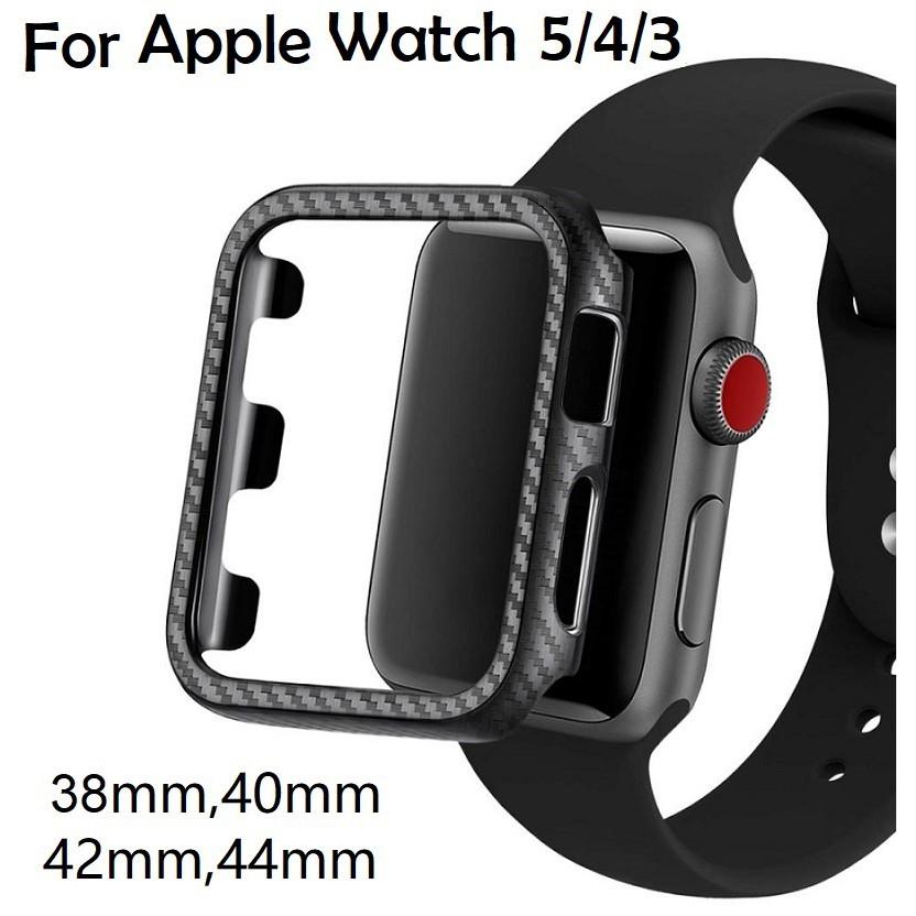 เคส Apple Watch iWatch 38mm 40mm 42mm 44mm PC Protection case สำหรับ Apple Watch Series 1/2/3/4 Hard Cover