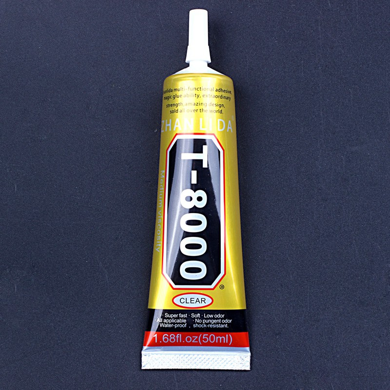 ZHANLIDA T8000 complement drilling environmental protection glue 50ml