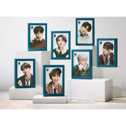 BTS Framed Jigsaw Puzzle 108 Pieces Former member of BTS J-Hope RM Jin Suga Jungkook Jimin V: Star Night Study