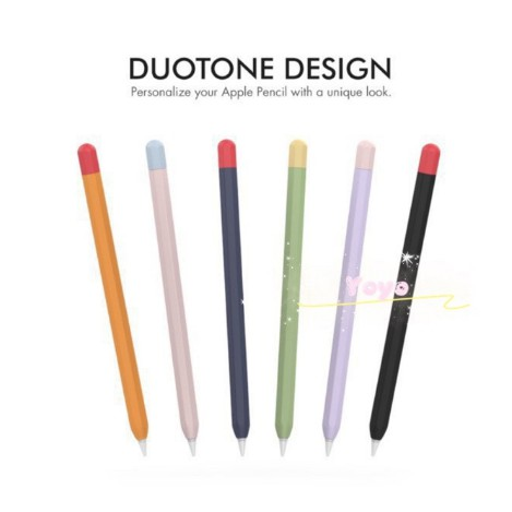 Apple Pencil 1/2 Case, เคสปากกาซิลิโคนรุ่นใหม่, ทินเนอร์, เคสปากกาซิลิโคน, เคสดินสอ Apple