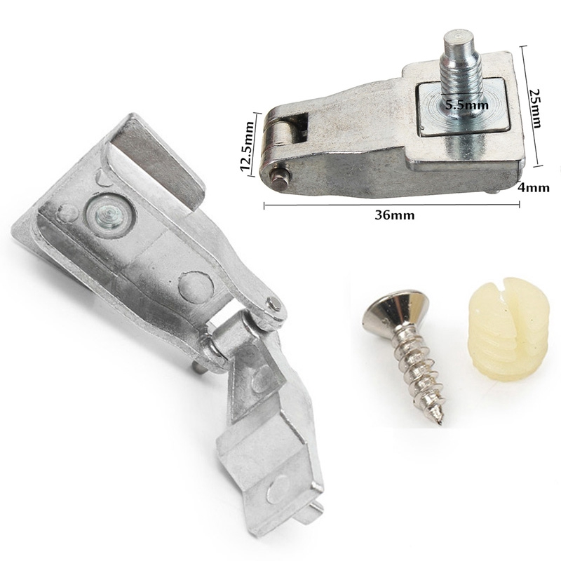 Chrome Outer Door Handle Hinge Repair Kit 51964555 Right or Left Driver Passenger