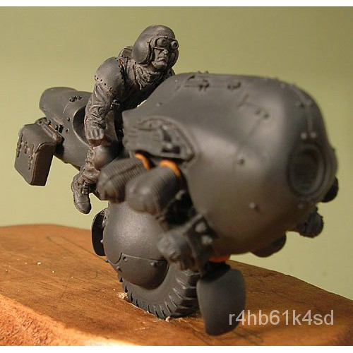 Resin Figure Kit 1/35 SEG888 Hornet Garage Resin Figure Model Kit#¥%¥# VCDo