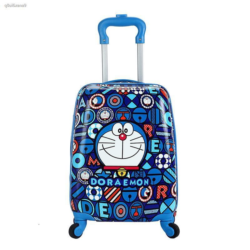 กระเป๋านักเรียนเด็ก◆เด็กน่ารักการ์ตูนเจ้าหญิง 18 นิ้วเด็กนักเรียนชายและหญิงที่กำหนดเองกระเป๋าเดินทางกระเป๋าเดินทางรถเข
