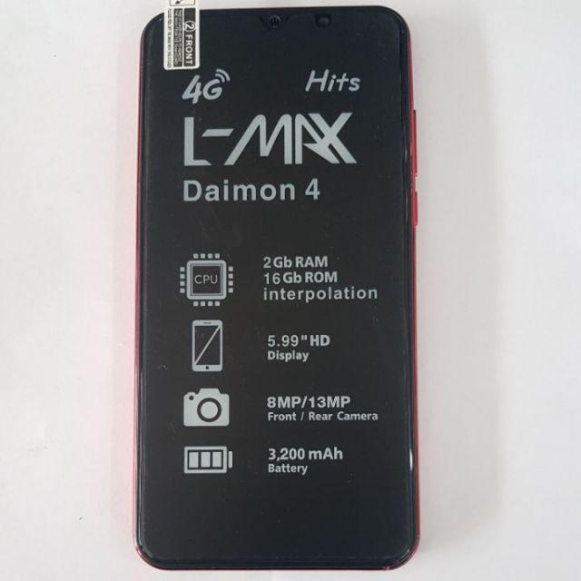 โทรศัพท์มือถือ L-Max โมเดล Daimon4Hitz Ram2/Rom16GB